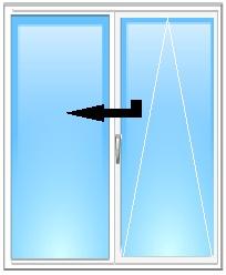 параллельно сдвижная дверь