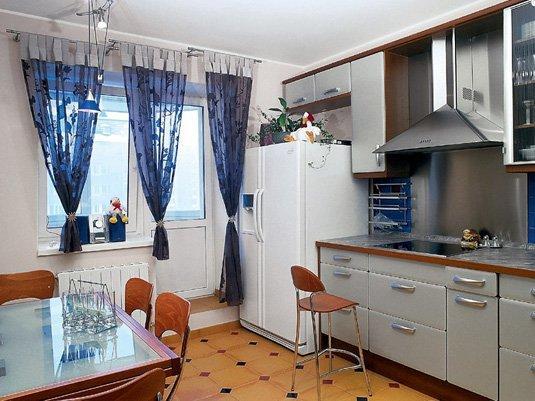 пвх окна на кухню киев