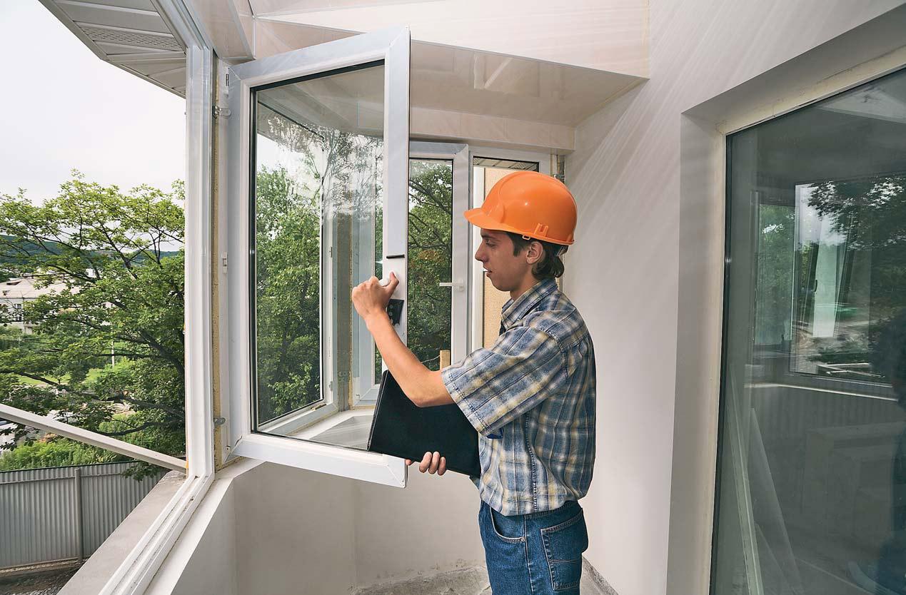 4 окна пришло время для замены метталопластиковых окон.