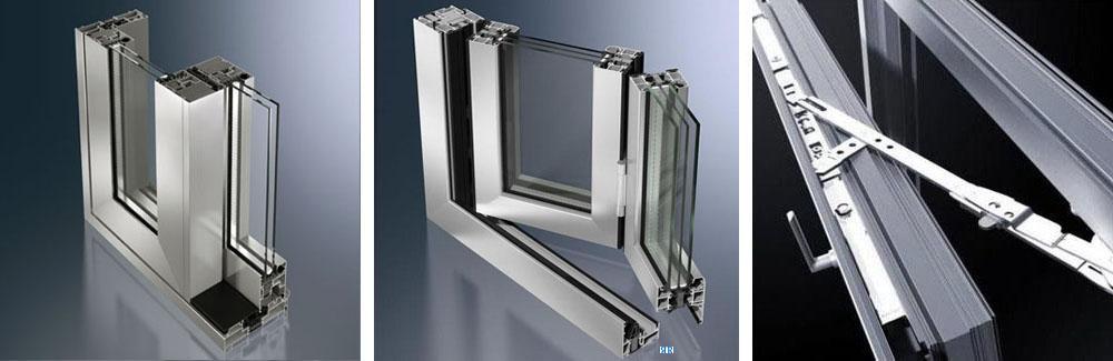 купить алюминиевые окна в Вышневом